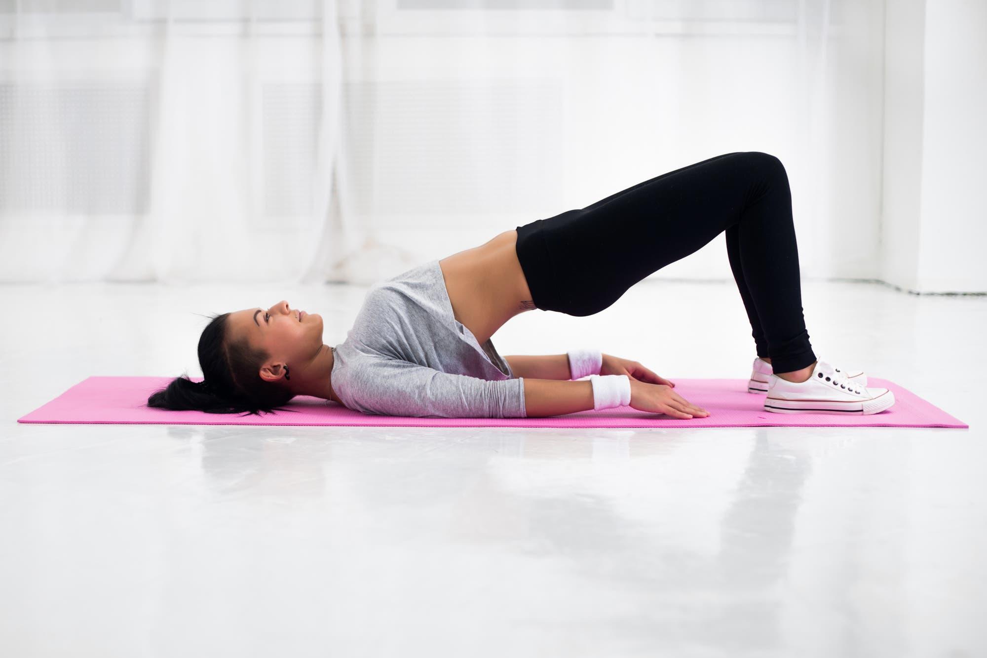erección después del ejercicio 2
