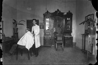 Fernando Paillet (Esperanza, Santa Fe, 1880-1967). Artista multifacético y olvidado, documentó la vida de los colonos agrícolas