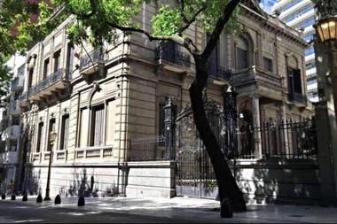 Palacio Basavilbaso, una mansión señorial en el barrio de la Recoleta