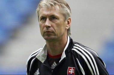 Jan Kocian vistió la camiseta de la extinta Checoslovaquia y entrenó a Eslovaquia entre 2006 y 2008