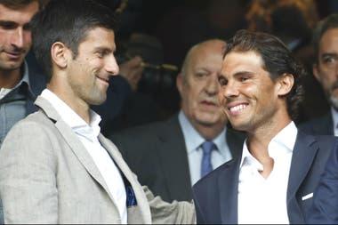 En Indian Wells, el serbio puede igualar un récord de Rafael Nadal: 33 torneos Masters 1000 conquistados.