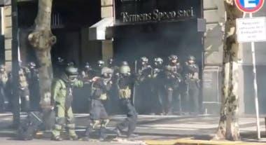 Simulacro de toma de rehenes en la embajada de Israel