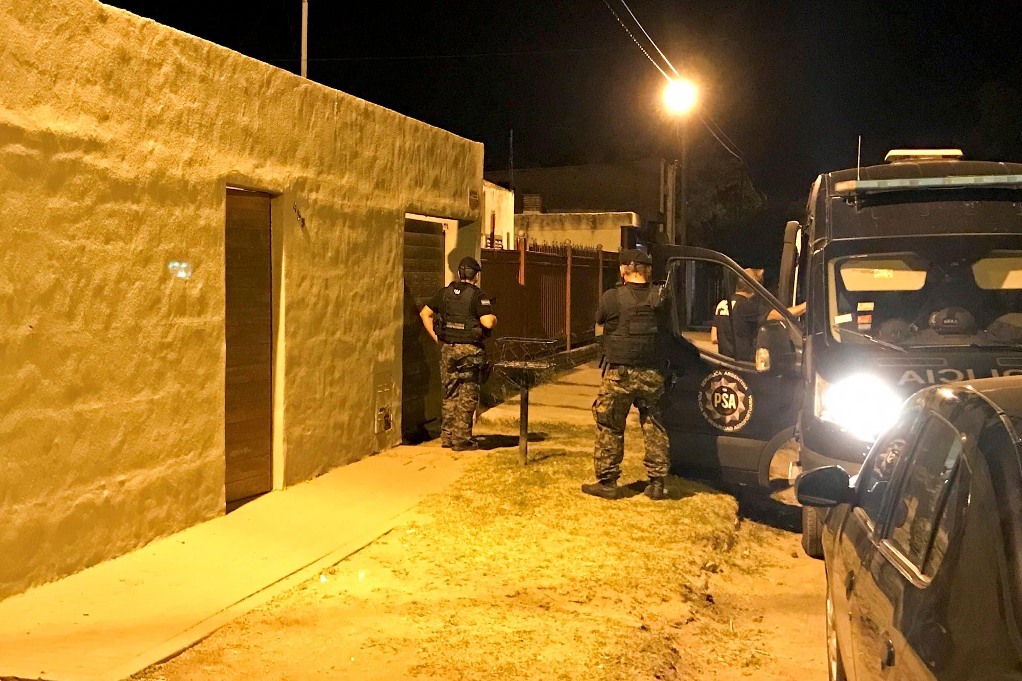 Crece el escándalo por narcolavado en Río Cuarto: allanaron la Jefatura