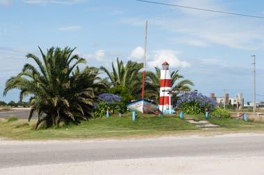 Entrada de Mar Chiquita.