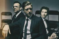 Interpol exhibió su madurez post punk en la víspera del Lollapalooza