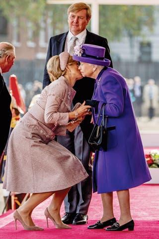 418295bf503f Máxima: las diez razones que la convierten en la reina más cercana y ...