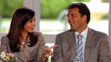 Finalmente, el reencuentro entre Cristina y Massa no será en Tigre