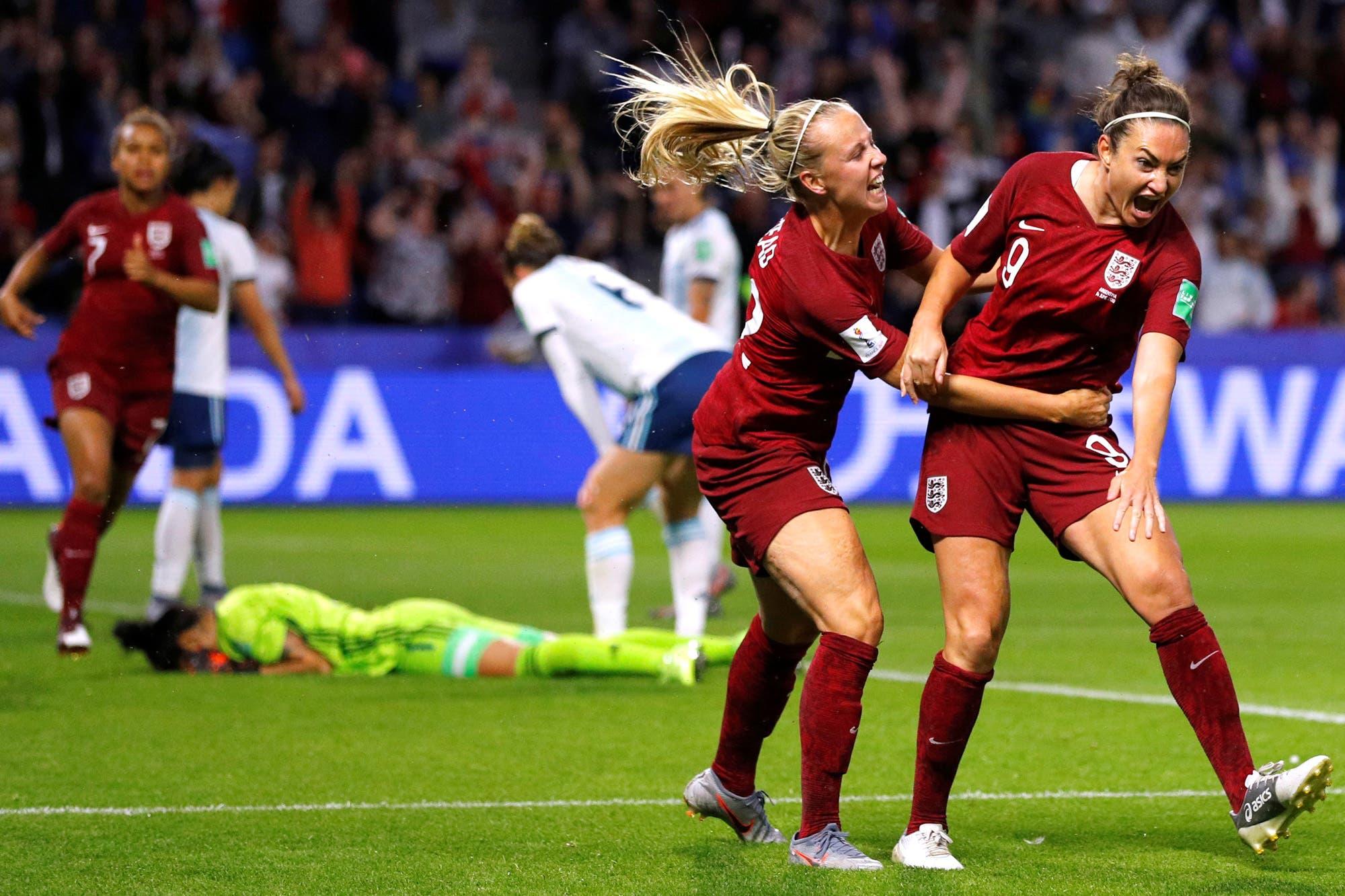 La selección argentina perdió 1 a 0 contra Inglaterra y ahora buscará dar el golpe ante Escocia