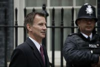 Boris Johnson y Jeremy Hunt se disputarán la llave de Downing Street
