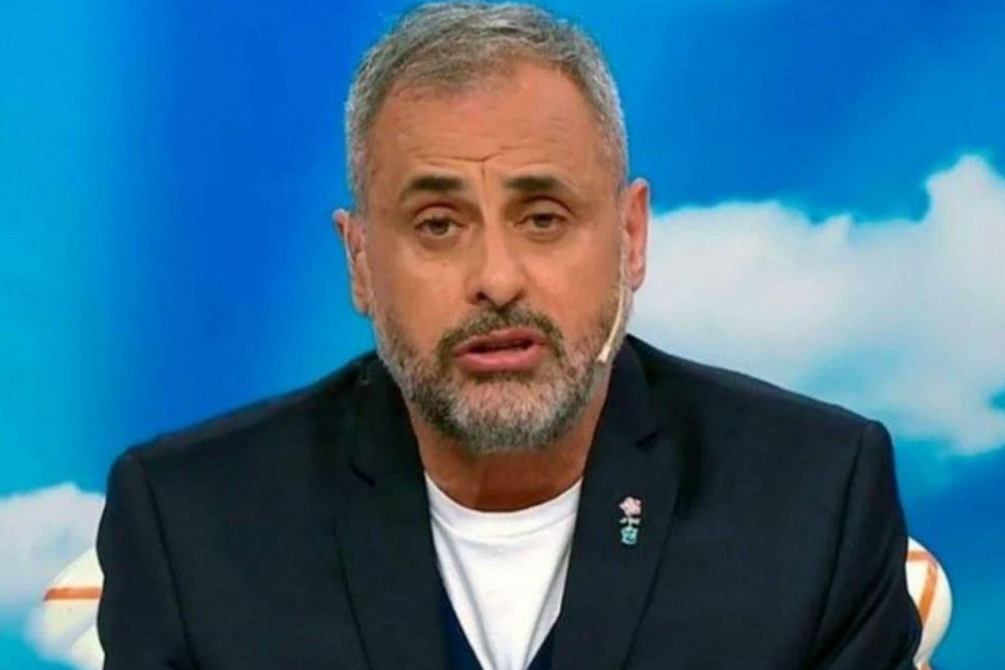 """Jorge Rial defendió a Alberto Fernández: """"Para escrachar tenés que tener huevos"""""""