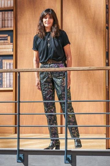 Virginie Viard, ahora la dueña creativa de Chanel