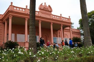 El Centro de Arte Comtemporáneo, en el parque Chateau Carreras