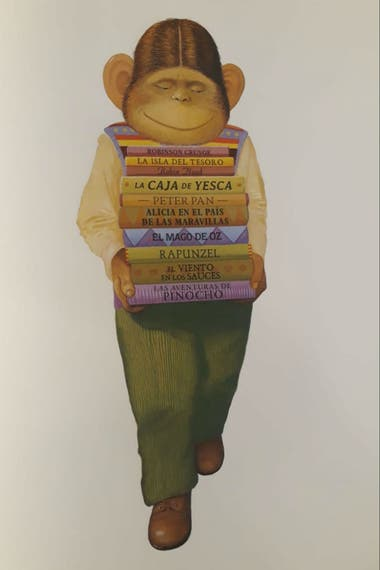 Los cuentos de Willy, de Anthony Browne