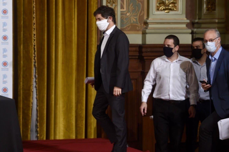 Coronavirus en la Argentina: marcha atrás de Daniel Gollán tras su sorpresiva acusación a la Ciudad