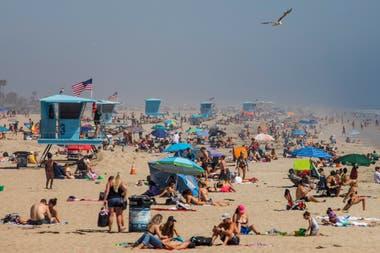 Las playas de California