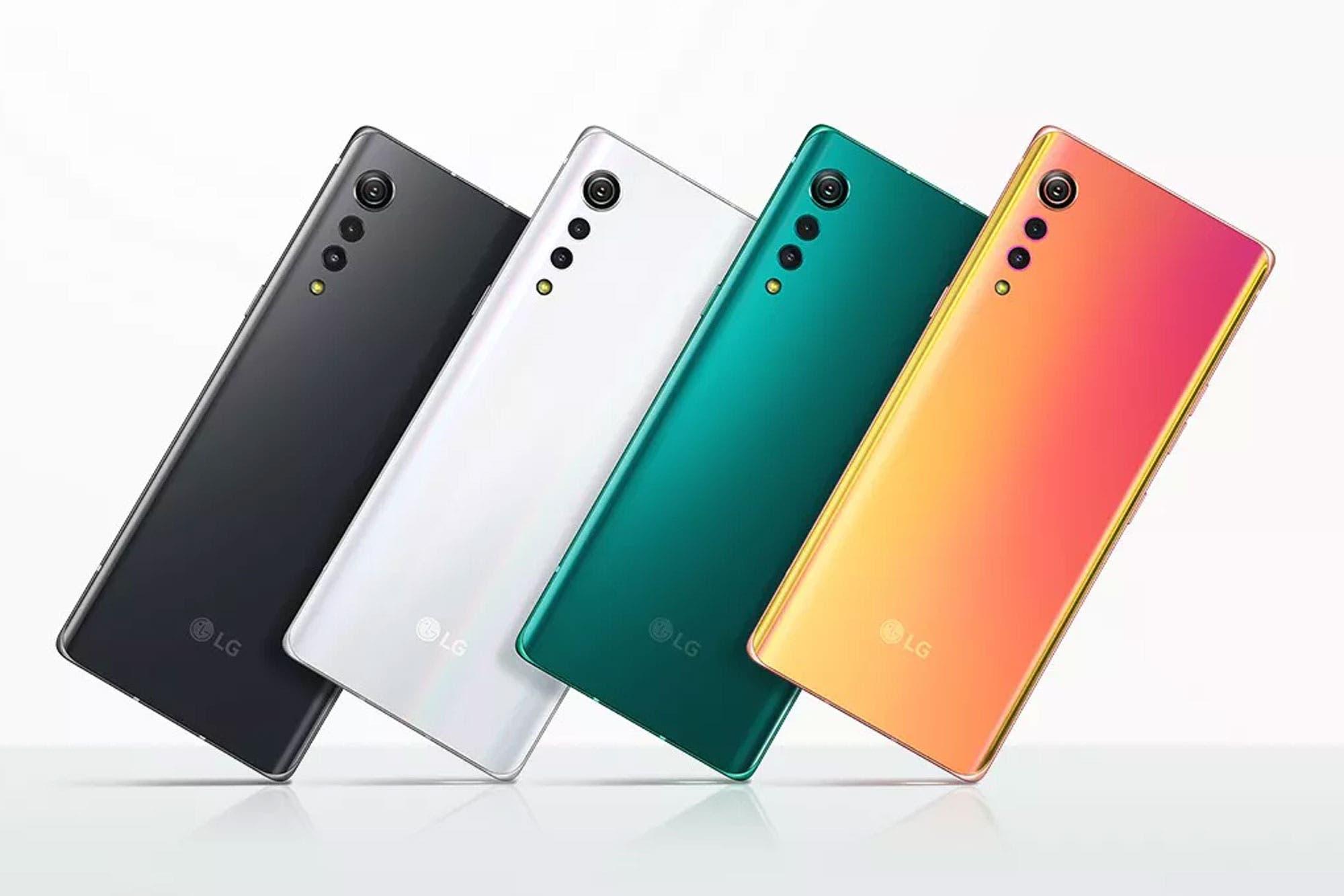 LG Velvet: así es el nuevo teléfono de LG con triple cámara con forma de gotas de lluvia