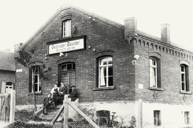 La primera fábrica de zapatillas donde comenzó todo