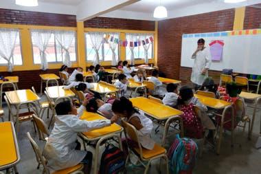 Coronavirus: San Juan será la primera provincia en recibir alumnos en sus aulas