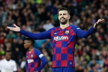"""""""El estadio de Barcelona debe llevar el nombre de Messi"""", dijo Piqué"""