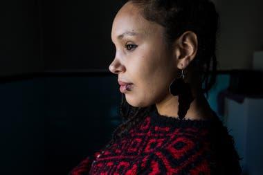 """""""Al ser negra, ya tenes una triple opresión: ser negra, mujer y pobre"""", sostiene Patricia Gomes"""