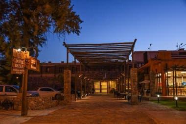 El hotel Belén, en Catamarca, reabrió principalmente para algunos trabajadores, pero el restaurante todavía se mantiene cerrado