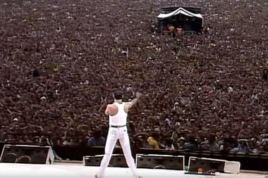 Queen en Live Aid