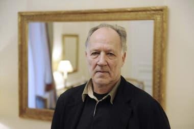 En 1991, Herzog llegó por primera vez a la Patagonia para rodar Grito de piedra.