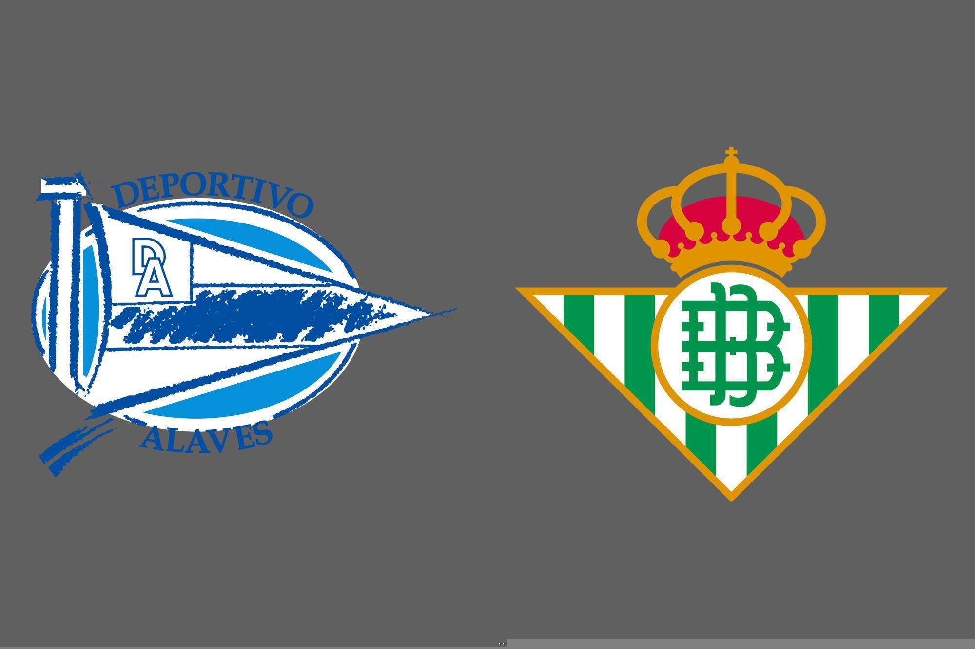 Liga de España: Betis venció por la mínima a Alavés