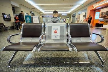 Protocolos de seguridad en el aeropuerto de Mendoza