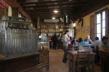 Antiguas pulperías en Uribelarrea