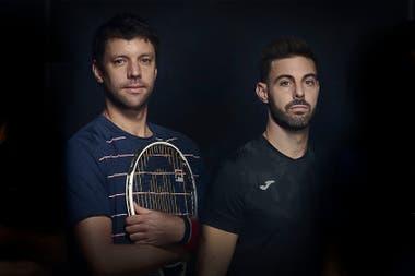 Horacio Zeballos y Marcel Granollers compiten juntos desde agosto de 2019 y desde entonces no dejaron de evolucionar: sueñan con ganar el Masters de Londres.