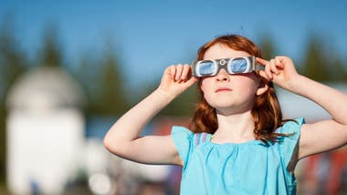 ¿Ya te preparaste para ver el eclipse?