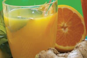 Trago de naranja