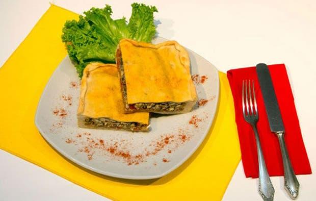 Receta de Empanada gallega de sardinas