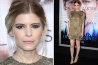 ¿Desastre o acierto? El look de Kate Mara, la periodista sexy de House of Cards