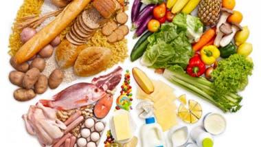una buena alimentación sana y saludable