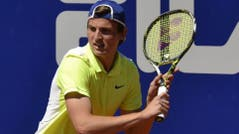 US Open: al igual que en Wimbledon, Axel Geller accedió a la final junior en Flushing Meadows