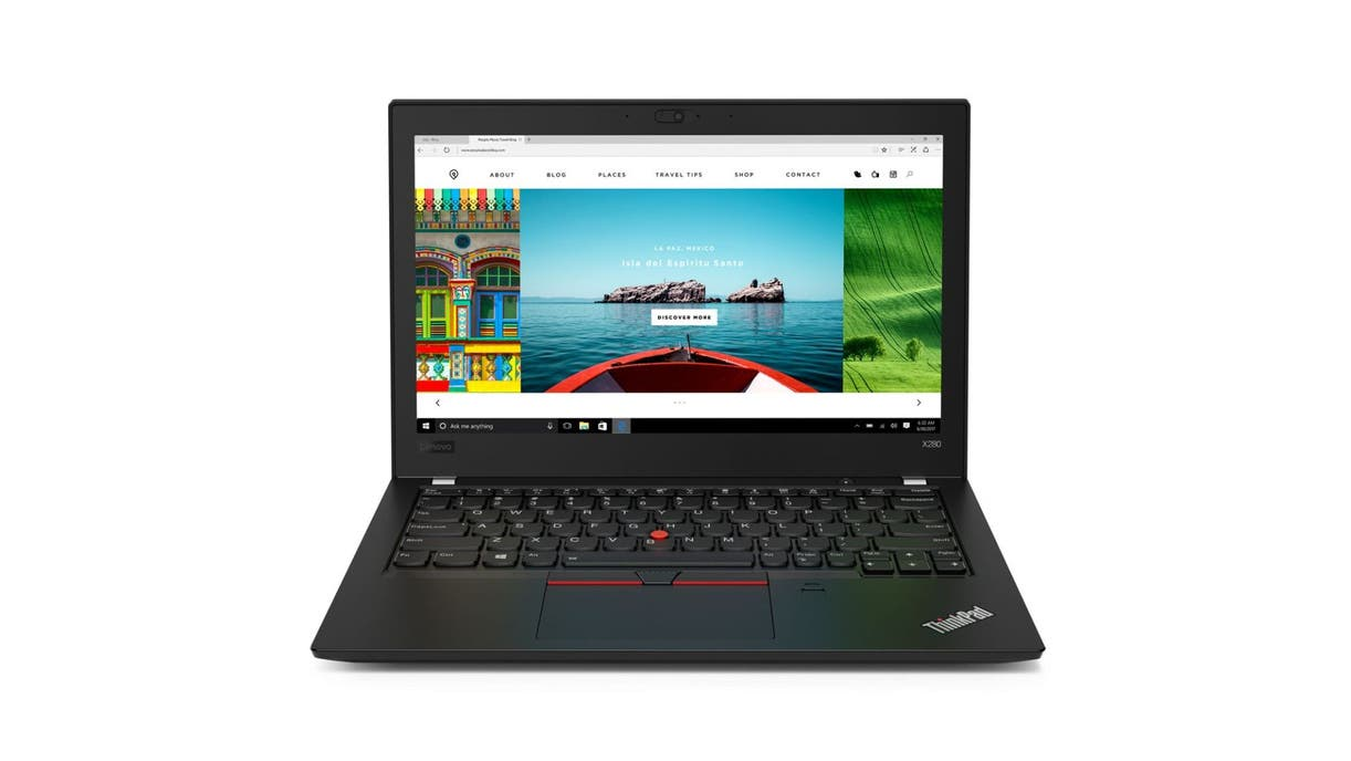 Una Lenovo ThinkPad X280