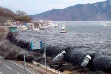 Sismólogos advierten que un terremoto de 9 grados popdría afectar al país asiático y provocar olas de 30 metros