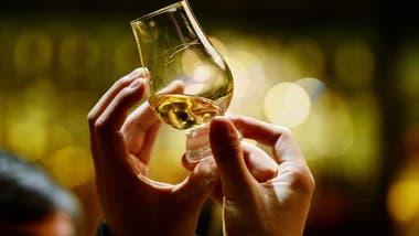 Si vamos a tomar whisky, que sea escocés.