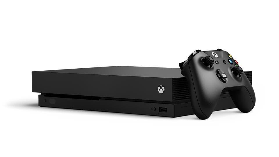 La Xbox One X, ahora sin la criticada fuente externa