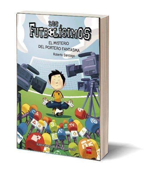 Los Futbolísimos. Autor: Roberto Santiago. Ilustraciones: Enrique Lorenzo. Editorial: SM. Serie protagonizada por un equipo mixto