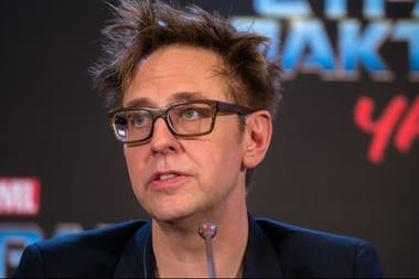 James Gunn, el director de Guardianes de la galaxia que fue despedido