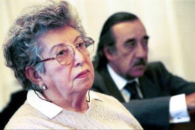 Chicha Mariani tenía 95 años y falleció sin conocer a su nieta, a quien buscó sin éxito durante gran parte de su vida