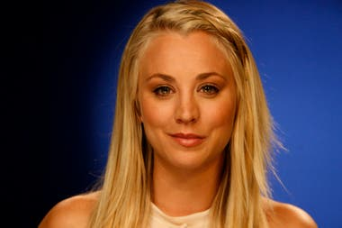 Kaley Cuoco protagoniza The Big Bang Theory desde 2007