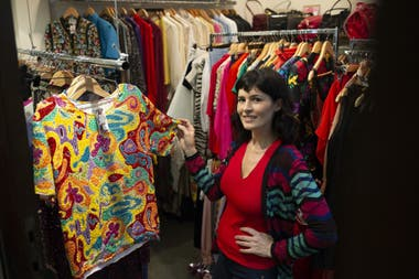 7bc0c5a82bbf Dónde conseguir ropa vintage - LA NACION