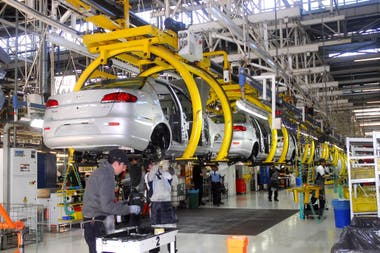 Resultado de imagen para argentina industria automotriz