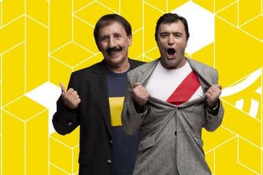 Leto y Costa Febre, dos figuras en la radio para Boca y River
