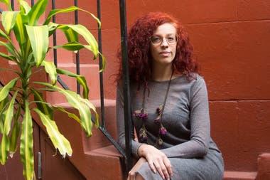 Jennifer Gásperi, directora teatral