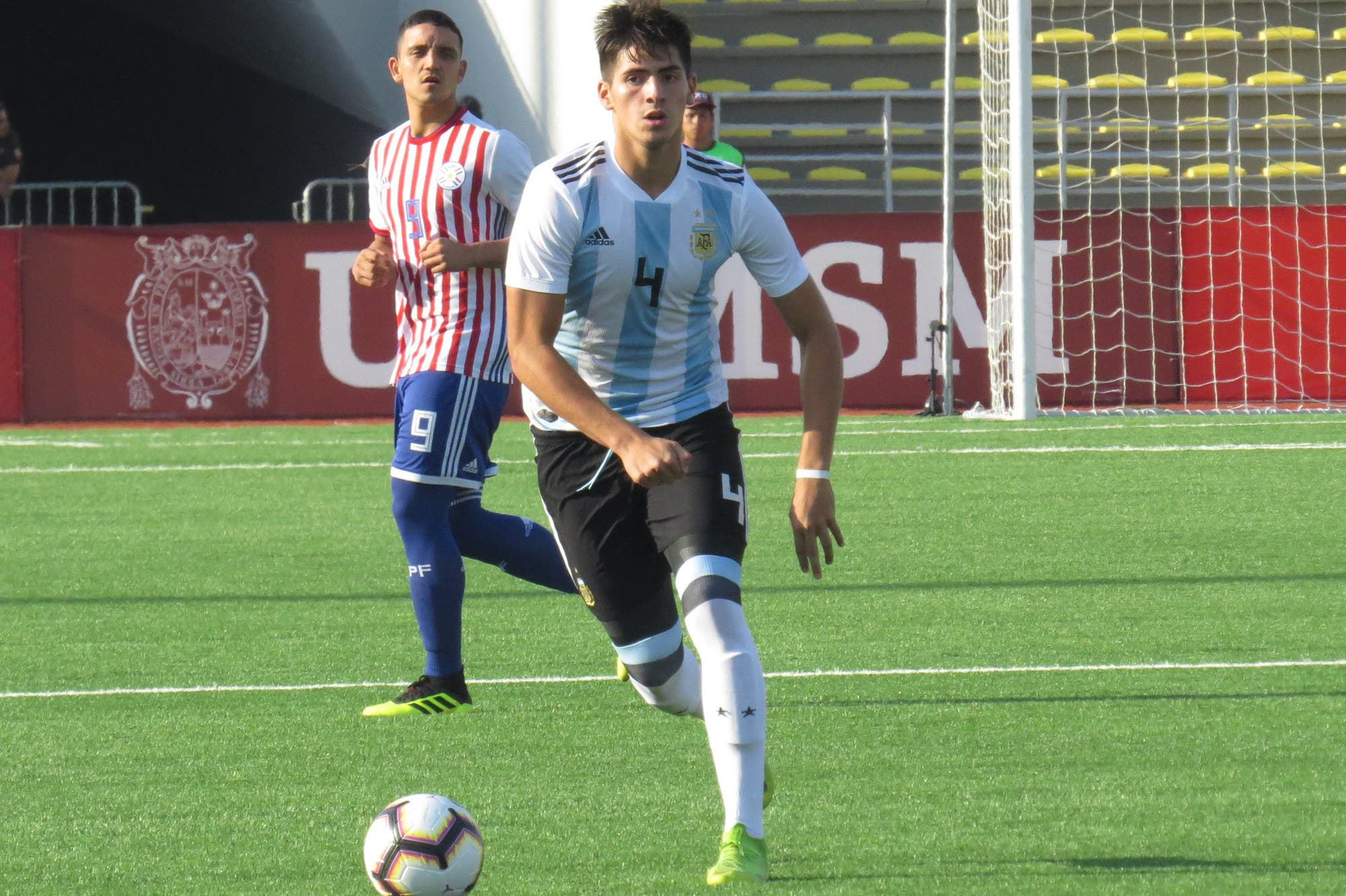 Sudamericano Sub 17: Argentina goleó a Paraguay y se clasificó para el Mundial de Brasil